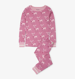Hatley Darling Deer Pajama Set