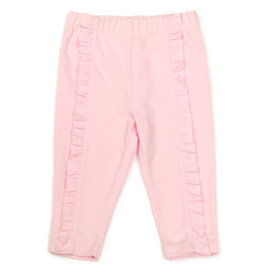 Kapital K Ruffled Legging Dreamy Pink
