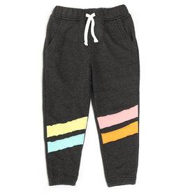 Kapital K Rainbow Jogger Charcoal
