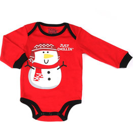 Kapital K Snowman Bodysuit & Pant Set