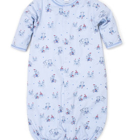 Kissy Kissy Light Blue Converter Gown Dragon's Den
