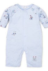 Kissy Kissy Light Blue Playsuit Mix Dragon's Den