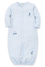Kissy Kissy First Tee Converter Gown Blue