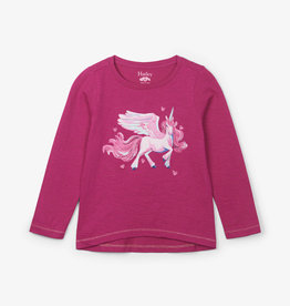 Hatley Enchanted Unicorn LS Tee