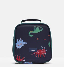 Joules Munch Bag Lunch Box Navy Dinos