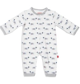Magnificent Baby Sweater Weather Organic Cotton Coverall