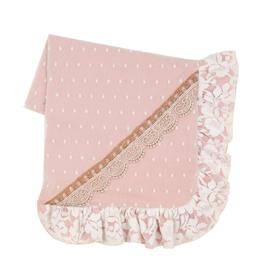Haute Baby Misty Mauve Blanket