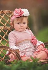Haute Baby Misty Mauve Coverall
