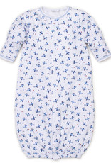 Kissy Kissy Converter Gown Sky Riding Blue
