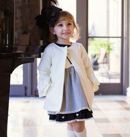 Evie's Closet Ivory Coat