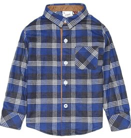 Fore!! Axel & Hudson Flannel Plaid w/ Suede