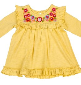 Mimi & Maggie Potpourri Dress & Diaper Cover