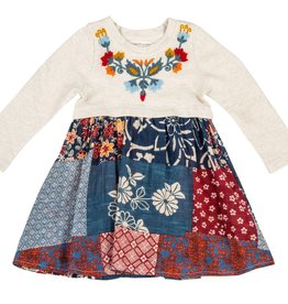 Mimi & Maggie Rock Garden Dress