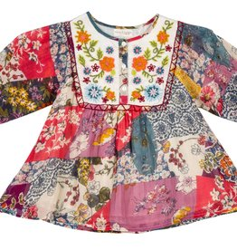 Mimi & Maggie Autumn Tapestry Dress