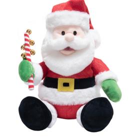 Cuddle Barn Jingling Santa
