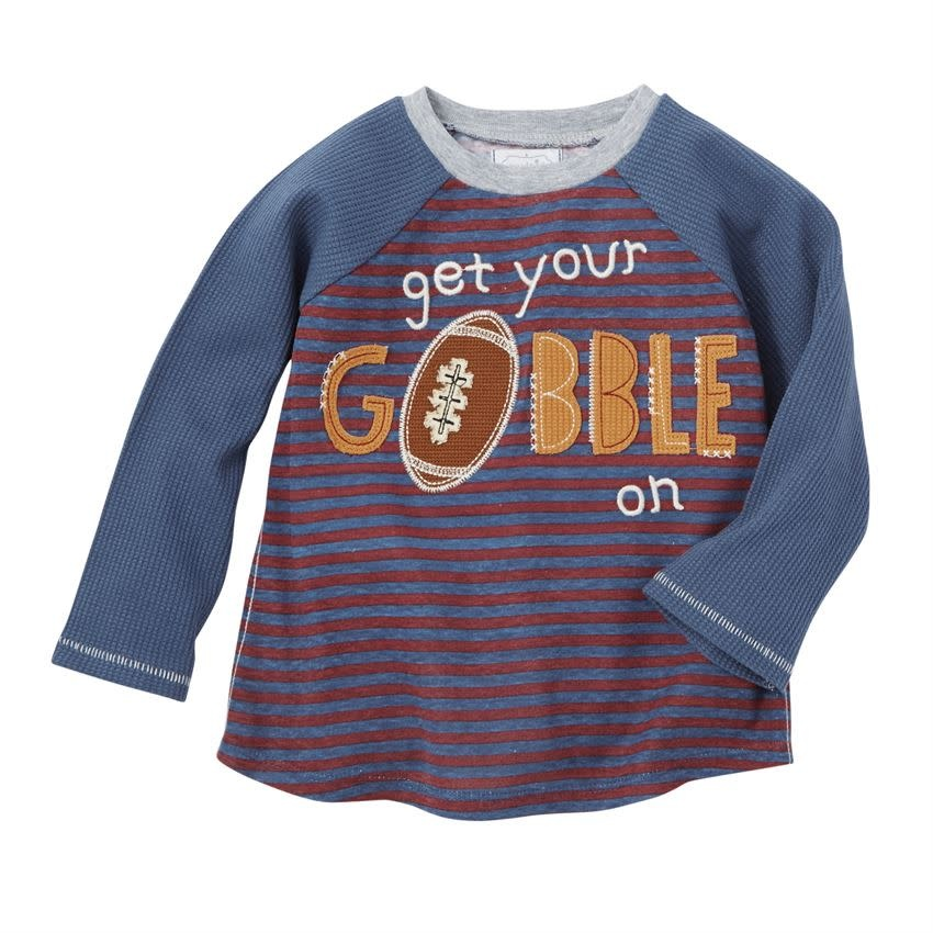 Mud Pie Get Your Gobble On Shirt
