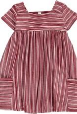 Vignette Rylie Dress Burgundy