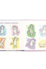 Jellycat Una the Unicorn Who Loves to Dance Book