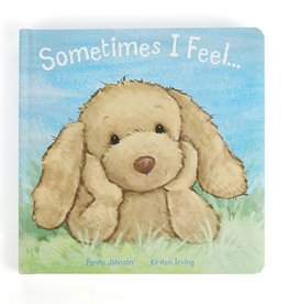 Jellycat Sometimes I Feel Book