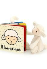 Jellycat If I Were a Lamb Book