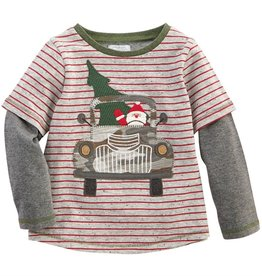 Mud Pie Santa Sheldon T-Shirt