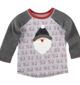 Mud Pie Santa Alpine T-Shirt