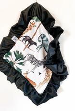 Rockin Royalty Safari Lovie Blanket