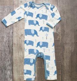 Bestaroo Elephant Blue Coverall