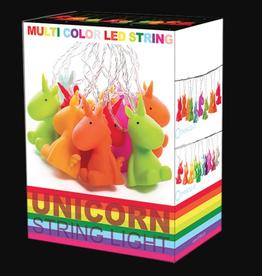 iscream Multi Color LED Unicorn String Lights