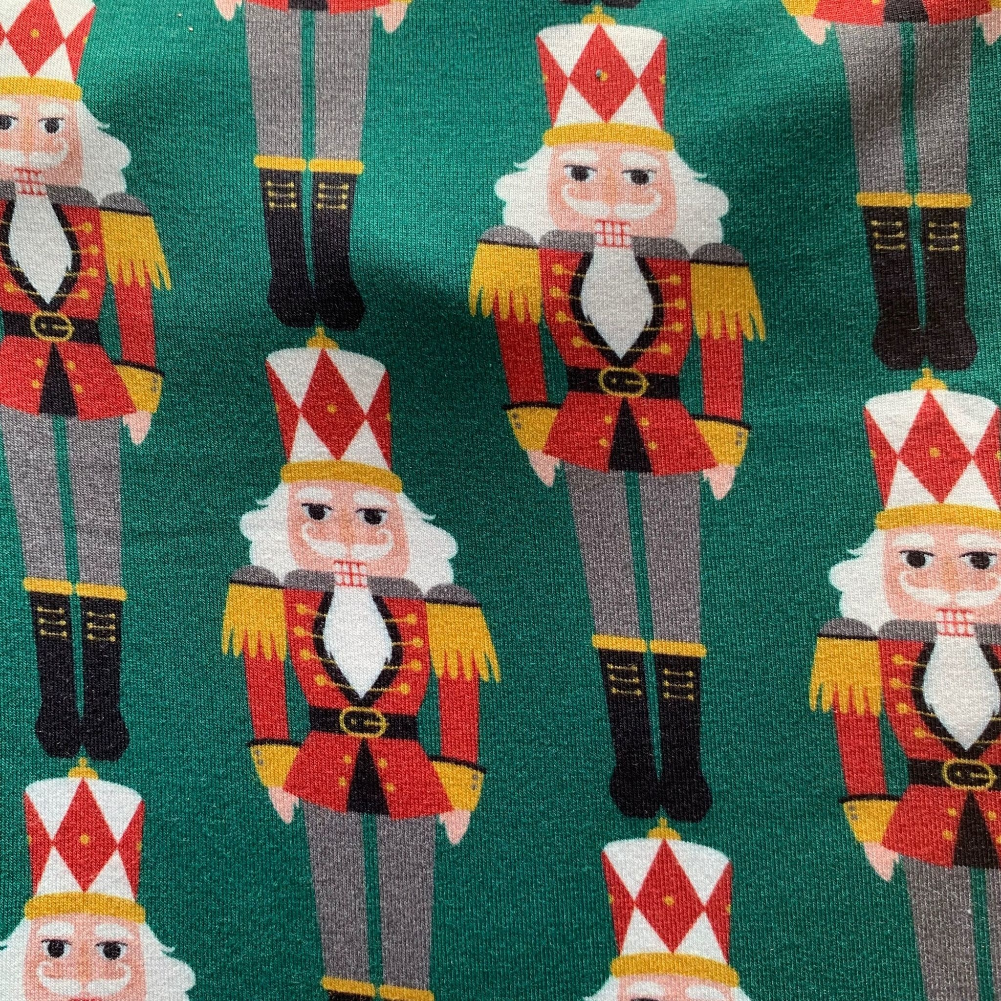 Kozi & Co Nutcracker Pajama Set
