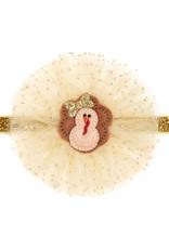 Sweet Wink Turkey Soft Headband