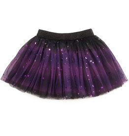 Sweet Wink Halloween Ombre Tutu Black/Purple