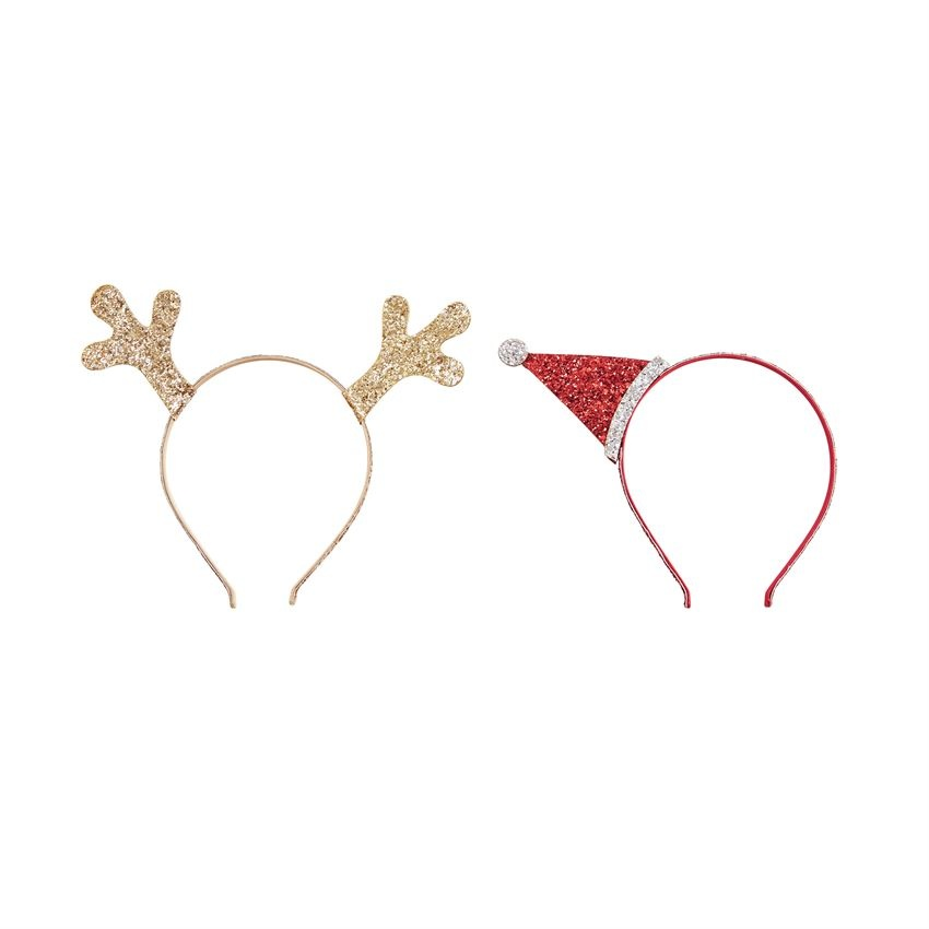 Mud Pie Christmas Dazzle Headbands