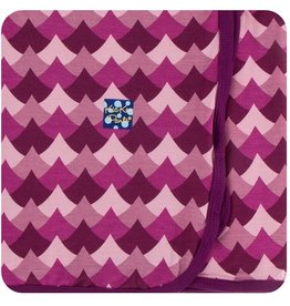 Kickee Pants Swaddling Blanket Melody Waves