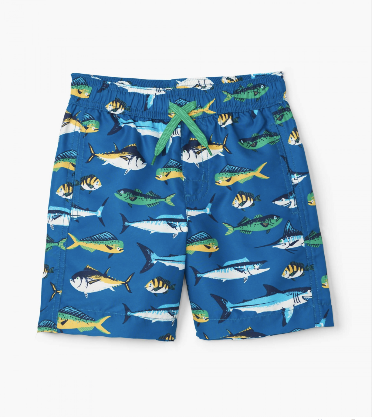 Hatley Game Fish Swim Trunks Seaport