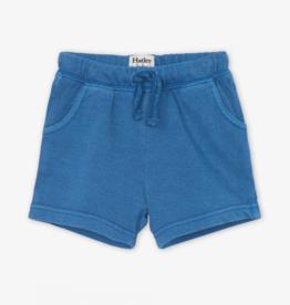 Hatley Moroccan Blue Baby Cotton Shorts