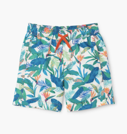 Hatley Tropical Paradise Swim Trunks