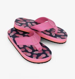 Hatley Party Pineapple Flip-Flops