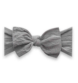 Baby Bling Shimmer Knot Silver