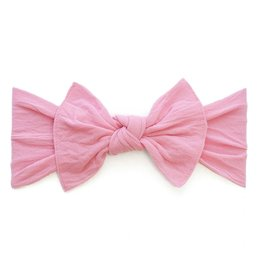 Baby Bling Knot Headband Bubblegum