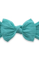 Baby Bling Knot Headband Turquoise