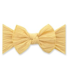 Baby Bling Knot Headband Wheat