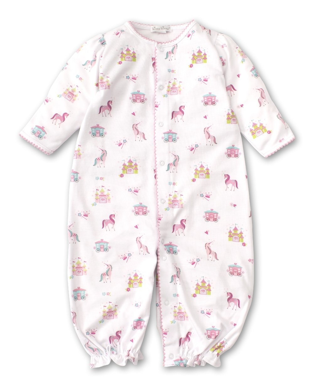 Kissy Kissy Pink Unicorn Castle Converter Gown