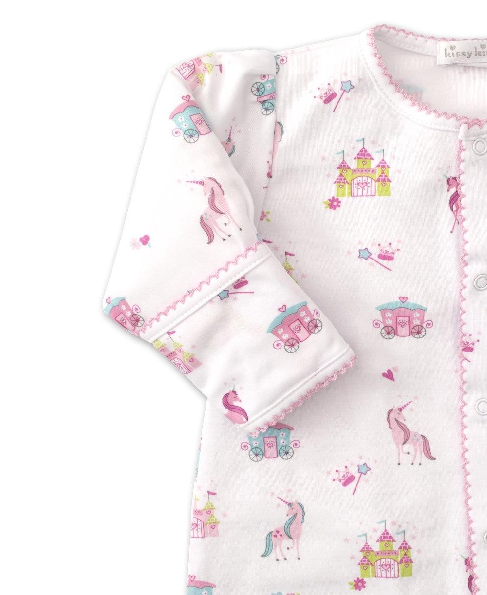 Kissy Kissy Pink Unicorn Castle Converter Gown