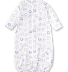 Kissy Kissy Shabby Sheep Convertible Gown Light Blue Stars