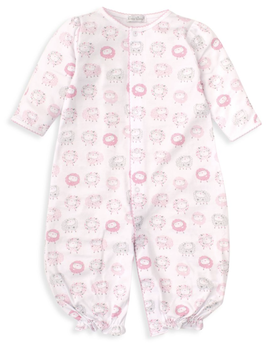 Kissy Kissy Shabby Sheep Convertible Gown Pink Hearts