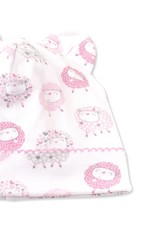 Kissy Kissy Shabby Sheep Hat Pink Hearts
