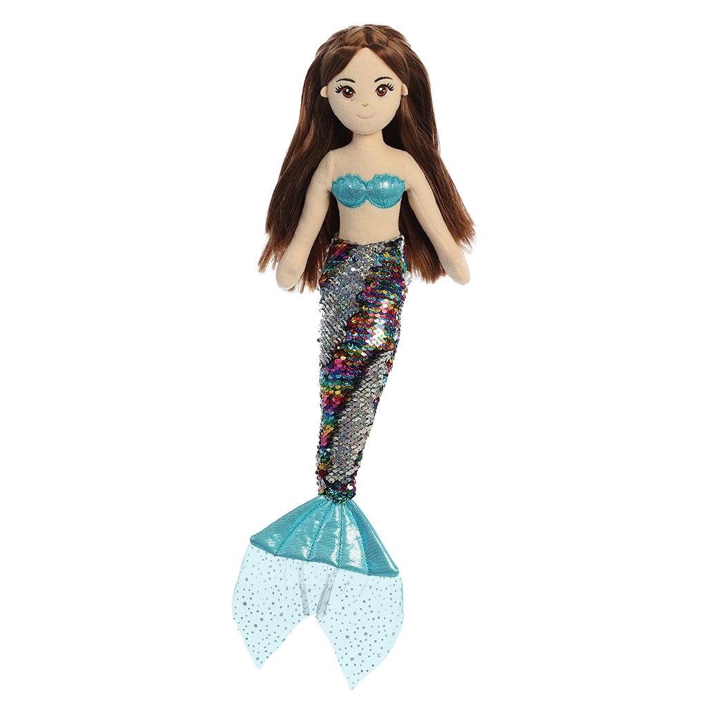"""Aurora 18"""" Sparkles Miya Mermaid"""