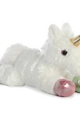 "Aurora 8"" Prism Unicorn Mini Flopsie"