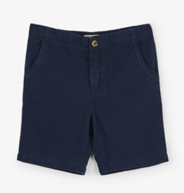 Hatley Solstice Navy Twill Shorts
